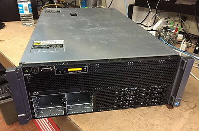 Dell PowerEdge R910 4U Server x4 Intel Xeon 2.0GhZ E7540 Six-Core - 128GB RAM
