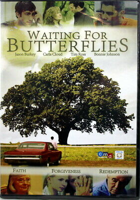 Waiting For Butterflies Brand NEW DVD Faith Forgiveness Redemption Christian