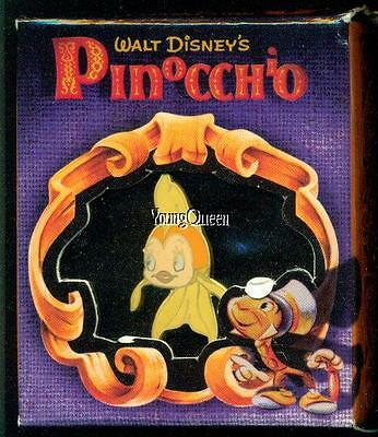 Disney Gallery Pinocchio Cleo the Gold Fish Le Box Pin