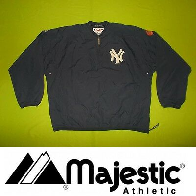 Jacket NEW YORK YANKEES (XL) MAJESTIC PERFECT !!! MLB home