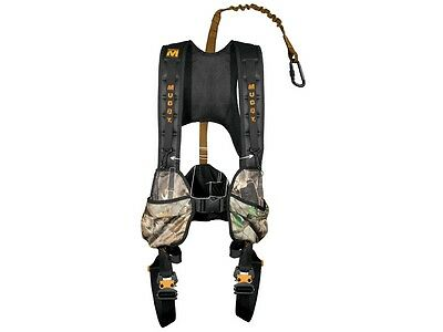 Muddy Outdoors Crossover Treestand  Harness Small Medium