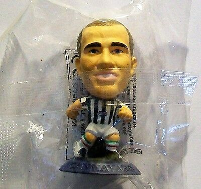 Microstars JUVENTUS (HOME) CANNAVARO Italy S1 BLUE BASE MC5010