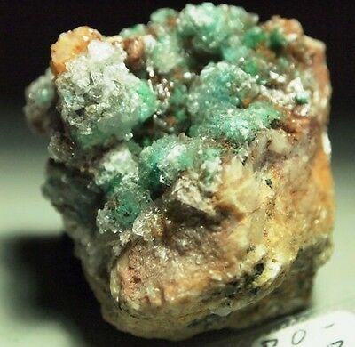 Rosasite rough specimen,191.36ct,1.35oz,40x36x29mm,RO-A03,natural crystal