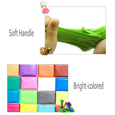 Fun 50g/bag slime Play Magic Diy Colorful Kid Child Indoor Toy 9 Colors Funny