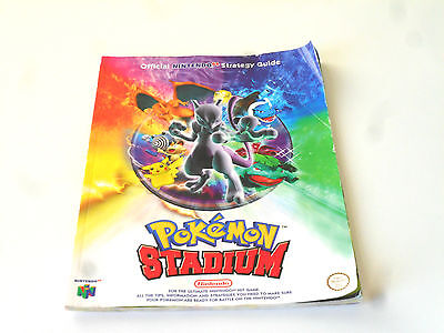Pokemon Stadium : Nintendo 64 Official Strategy Guide
