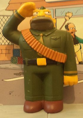 Simpsons 2007 CORPORAL PUNISHMENT The Promotions Factory figure / toy / doll