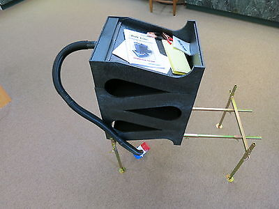 New Gold Cube 4 Stack Deluxe Fast Gold Recovery Sluice box