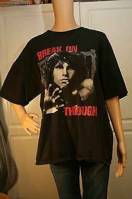 Authentic Winterland Productions 1993 The Doors Jim Morrison Break on Through