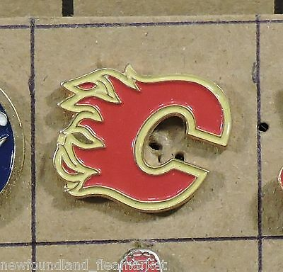 Calgary Flames NHL Hockey Team Collector Pin C-2