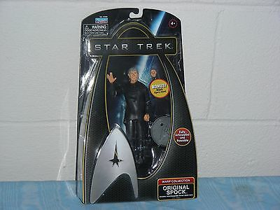 Spock - Star Trek Warp Collection - The Original Spock