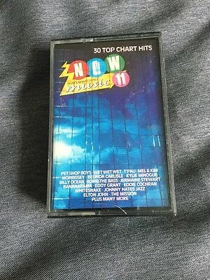 Now That's What I Call Music 11 Double Cassette Tape