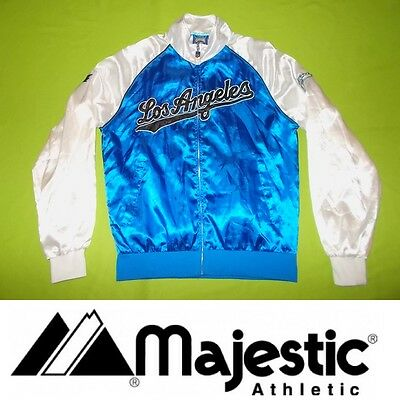 Jacket LOS ANGELES DODGERS (L) MAJESTIC PERFECT !!! ONLY ONE !!! MLB