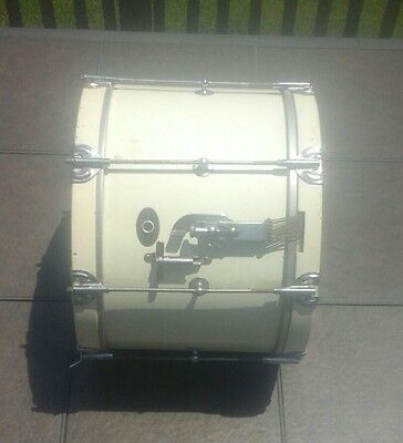 Vintage Slingerland Quality Drum Chicago Ludwig Orchestra Batter Synthetic Snare