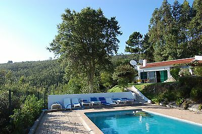 Algarve Family Villa with private pool sleeps 9 or 10, mpv's and jeep available