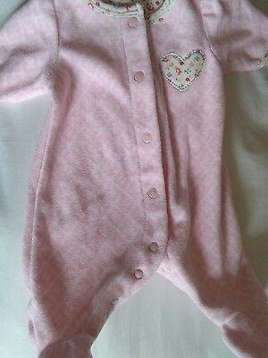 One piece for reborn doll clothing girl preemie