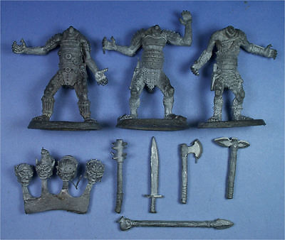 RAL PARTHA - TSR - AD&D - Battlesystem - 11-859 OGRE MARAUDERS - D&D