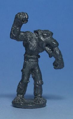 RAL PARTHA - The Adventurers - 98-003 Monsters - WEREWOLF - Pre Slotta - Metal