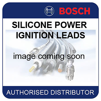 PEUGEOT 306 1.6i [N3] 01.93-04.97 BOSCH IGNITION CABLES SPARK HT LEADS B830