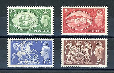 Great Britain 1951 Festival High Value  Set of (4)  SG 509/512 unmounted (J1165)