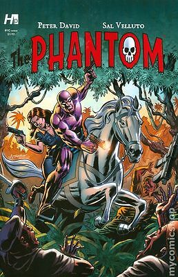 Phantom (2014 Hermes Press) #1C NM
