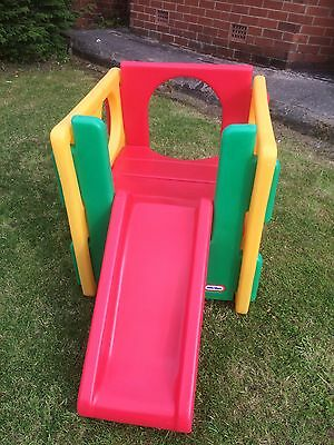 Little Tikes/tykes Junior Activity Cube, Good Condition, Can Post