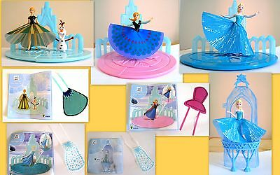 Kinder Maxi - Frozen Disney - Set Completo Fsf00,01,02,03
