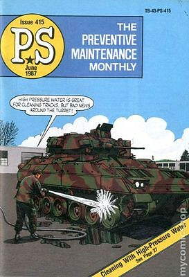 PS The Preventive Maintenance Monthly (1951) #415 FN 6.0