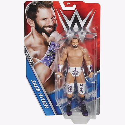 WWE Basic Action Figure Series 72 - Zack Ryder  *BRAND NEW*