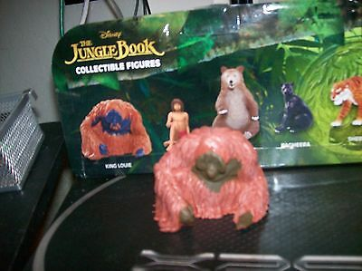Disney Jungle Book Pvc Collectible Figure King Louie From New Movie