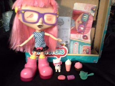 Spin Masters Chatsters-Gabby Interactive Doll ( Box Not Included 2 Reduce S&h )