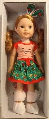 American Girl Doll Willa New In Box Uk Seller