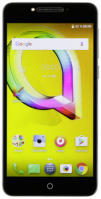 ALCATEL A5 LED 5085D black NEU