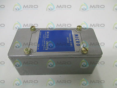 Microswitch 51Ml7 Precision Limit Switch (Grey)(As Pictured) *new No Box*
