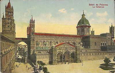 The Cathedral - Palermo, ITALY - Sicily