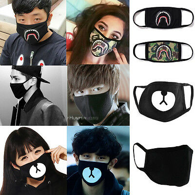 Unisex Winter Warm Mouth Anti-Dust Flu Face Mask Surgical Respirator Mask New