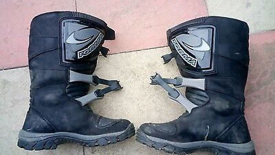 Enduro boots  Forma Adventure Waterproof Off-Road Green Laning  size 43