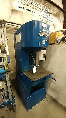 Denison Multipress Model 12 Ton Hydraulic C- Frame Press