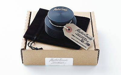 MasterSounds Turntable Weight BLACK