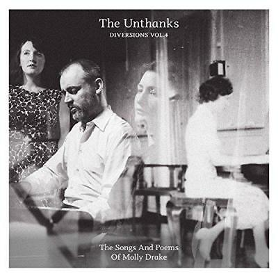 The Unthanks - Diversions Vol. 4: The Songs And Poems Of Molly Drake (NEW CD)
