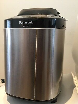 Panasonic SD-ZB2502 Bread maker