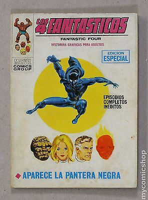 Fantastic Four (Los 4 Fantasticos) Spanish Series Vol 1 #51-52 (25) GD/VG 3.0