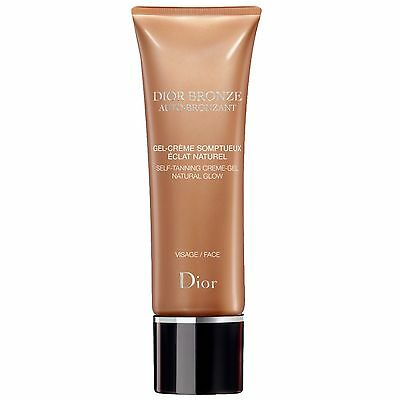 Dior Bronze Self Tanning Jelly Gradual Glow for Face 50ml for women