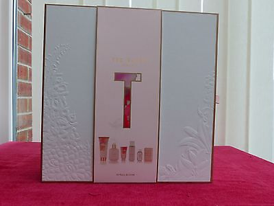 Brand New Ted Baker In Full Bloom Gift Box Lovely Ladies Gift Free Postage