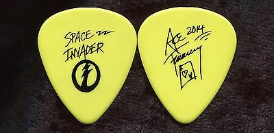 ACE FREHLEY 2014 Space Invader Tour Guitar Pick!!! custom concert stage KISS #4