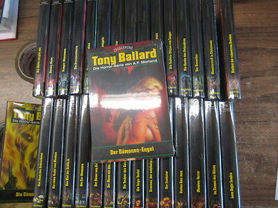 Tony Ballard  1-31  HC Bücher Zauberkreis  Sammleredition    NEU