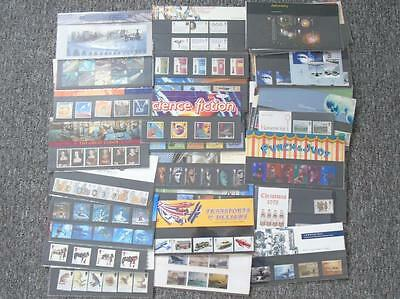 Collection Mint Stamps Face Value £108, in Presentation Packs etc, , FREE POST