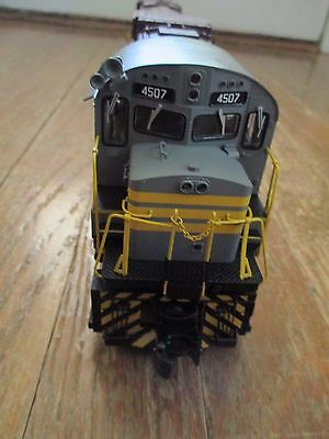 Atlas 1327-2 O scale C-630 Canadian Pacific #4507 3 Rail w TMCC Powered!