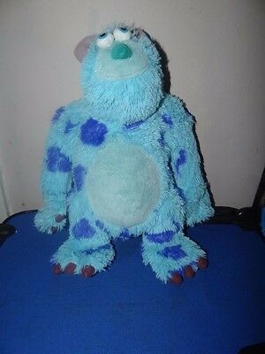 Disneyland Paris Monsters Inc Sulley Plush 14""