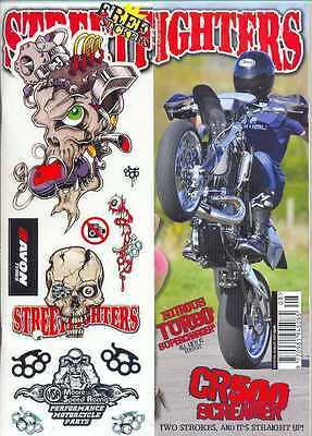 STREETFIGHTERS Magazine No.186 August 2009(NEW COPY)