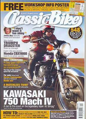CLASSIC BIKE-APRIL 2011(NEW)*Post Included To UK/Europe/USA/Canada